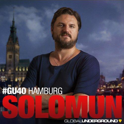 Album Art - Global Underground #40: Solomun - Hamburg