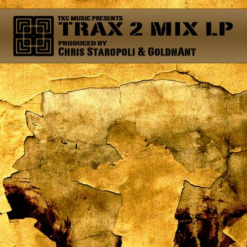 Album Art - Trax 2 Mix LP