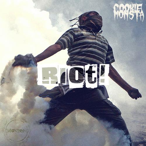 RIOT! EP Album Art