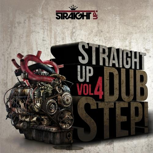 Album Art - Straight Up Dubstep! Vol. 4