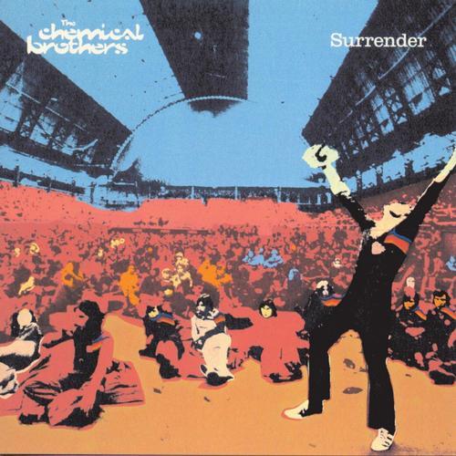 Album Art - Surrender