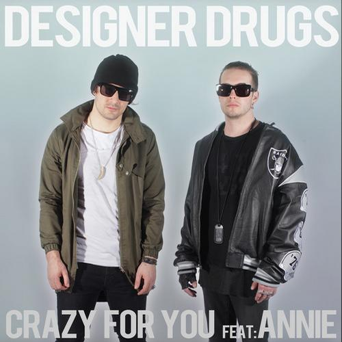Album Art - Crazy For You (feat. Annie) - Remixes