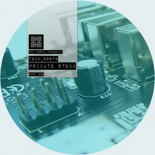 Album Art - Tech_Sorts-Private Stock (Part One)