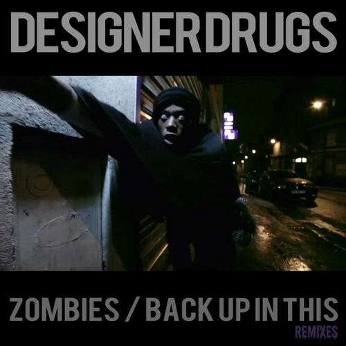 Album Art - Zombies! / Back Up In This - EP