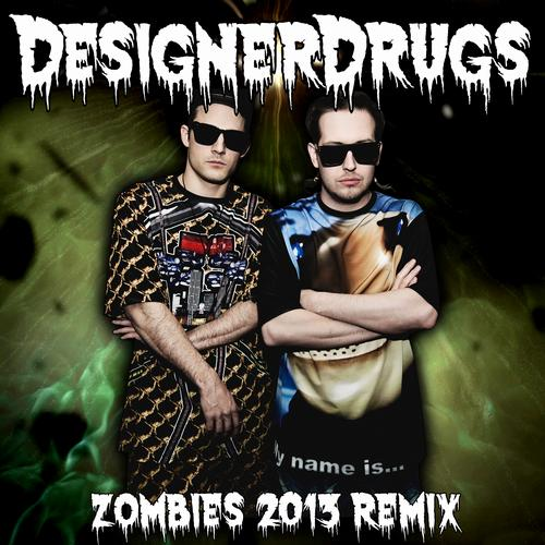 Album Art - Zombies 2013 Remix