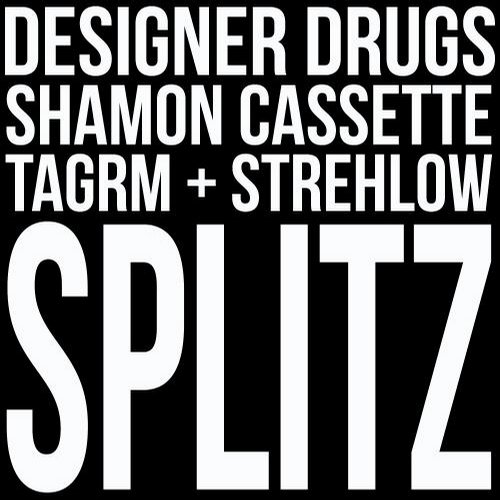 Album Art - Splitz (feat. Shamon Cassette)