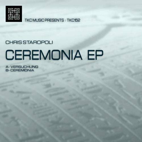 Album Art - Chris Staropoli Presents: Ceremonia EP