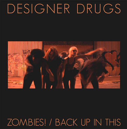 Album Art - Zombies! / Back Up In This Re-issue (Bonus Tracks)