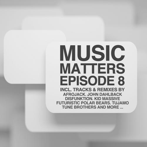 Album Art - Music Matters - Episode 8