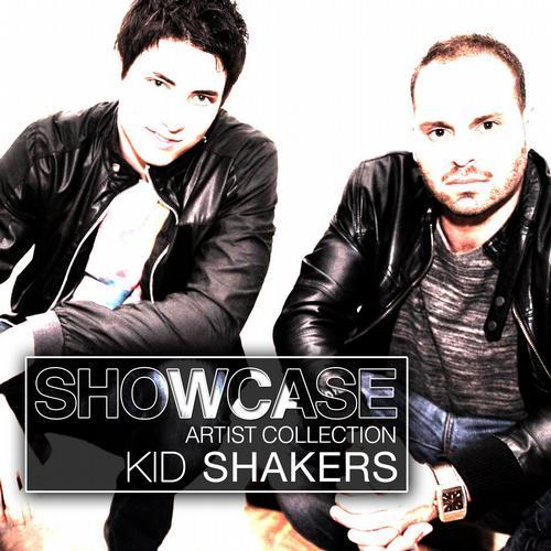 Album Art - Showcase - Artist Collection Kid Shakers