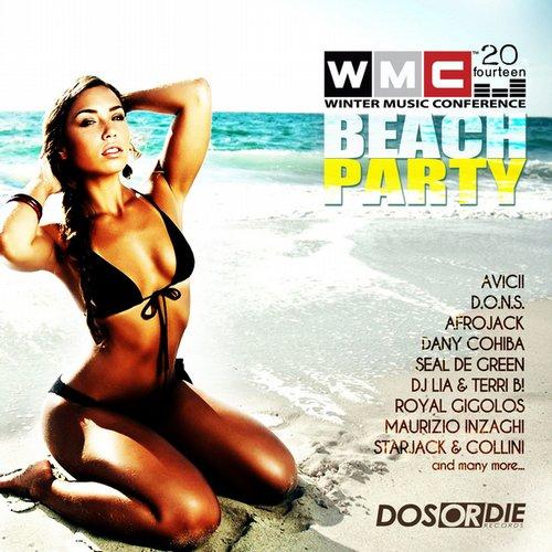 Album Art - Miami Beach Party (WMC 2014)