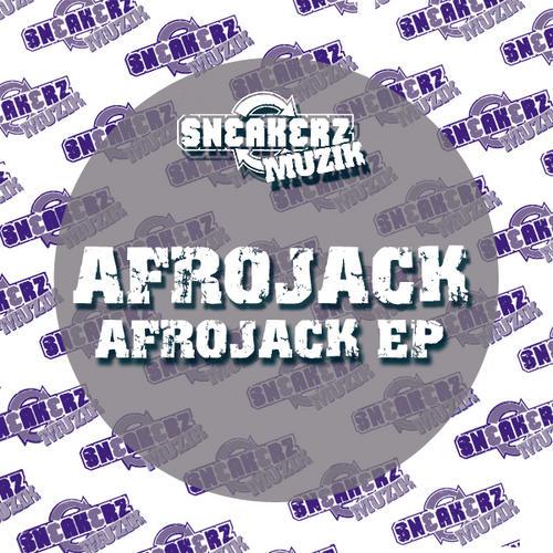 Album Art - Afrojack EP