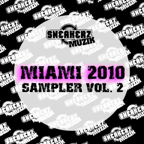 Album Art - Sneakerz Muzik Miami 2010 Sampler Volume 2