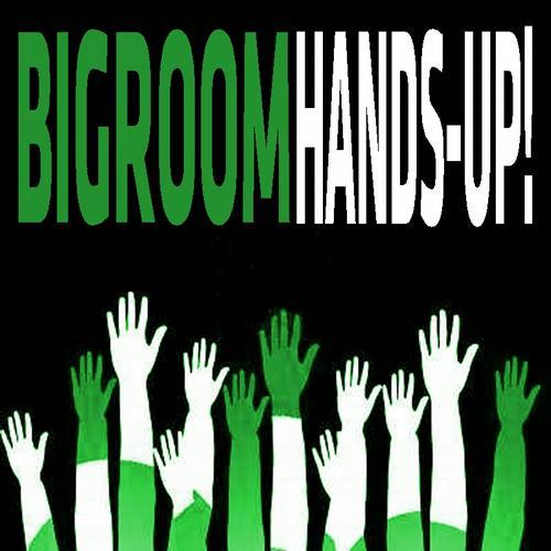 Album Art - Bigroom Hands-up!