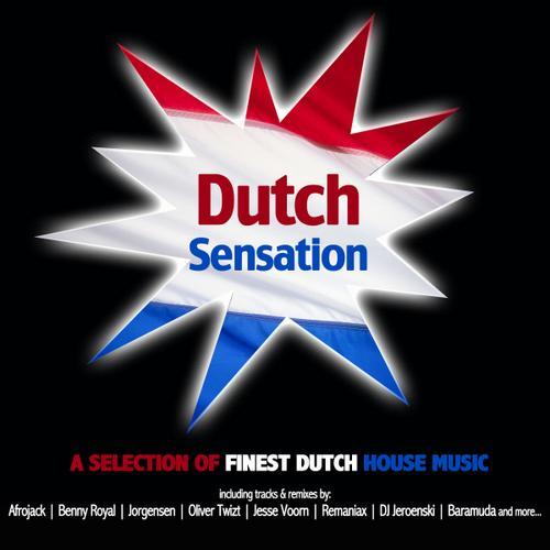 Album Art - Dutch Sensation - A Selection Of Finest Dutch House Music