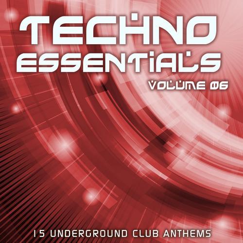 Album Art - Techno Essentials Volume 06