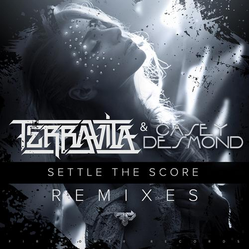 Album Art - Settle The Score Remixes