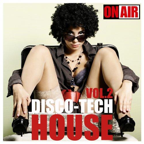 Album Art - Disco-Tech House, Vol. 2