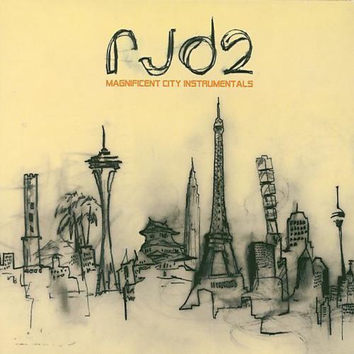 Album Art - Magnificent City Instrumentals