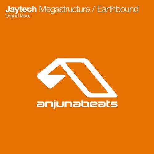 Album Art - Megastructure / Earthbound