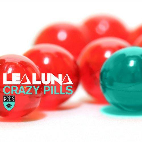 Album Art - Crazy Pills