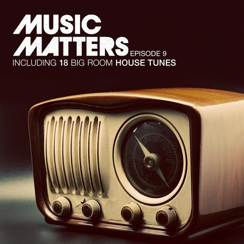 Album Art - Music Matters - Episode 9