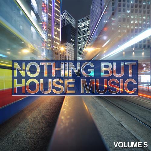Album Art - Nothing But House Music Vol. 5