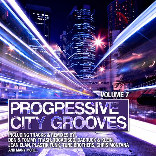 Album Art - Progressive City Grooves Vol. 7