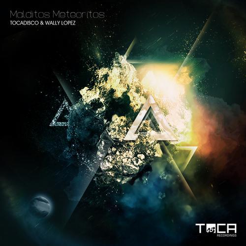 Album Art - Malditos Meteoritos