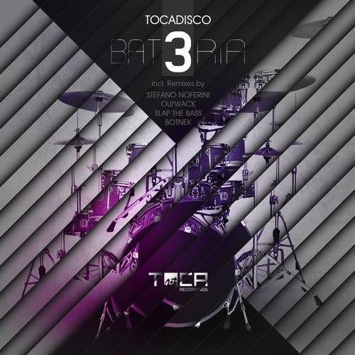 Album Art - Bat3ria