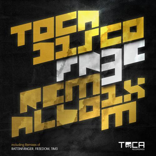 Album Art - FR3E (Remix Album)