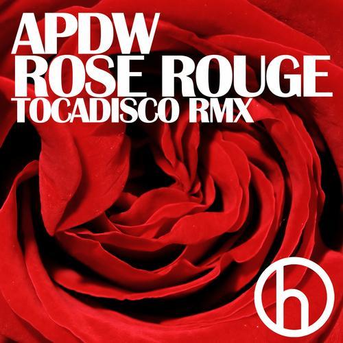 Album Art - Rose Rouge (Tocadisco Remix)