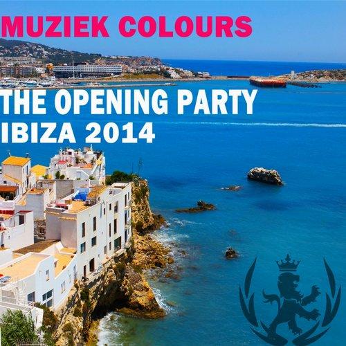 Album Art - The Opening Party Ibiza 2014