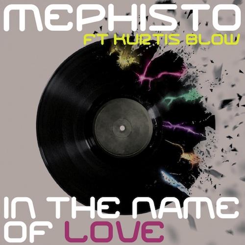 Album Art - In The Name Of Love