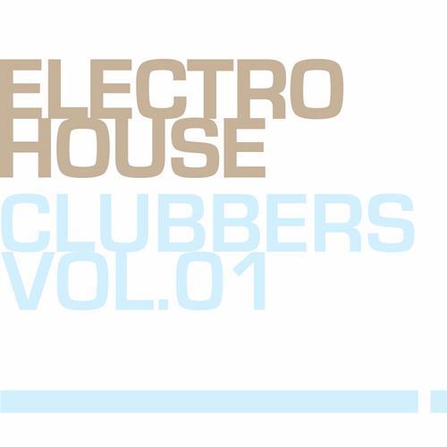 Album Art - Electro House Clubbers Volume 01