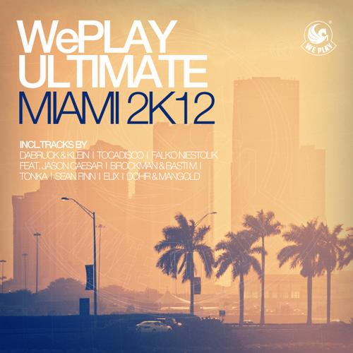 Album Art - WePLAY Ultimate Miami 2K12