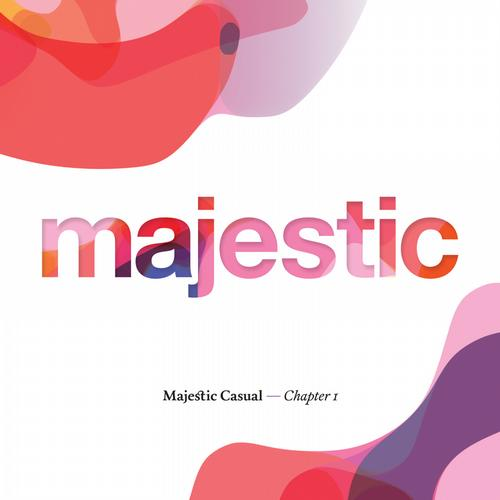 Album Art - Majestic Casual - Chapter I