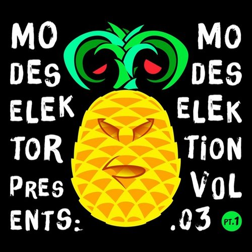 Modeselektion Vol. 03 Pt. 1 Album Art