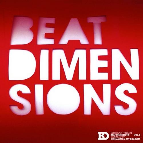 Album Art - Beat Dimensions Volume 2 (A)