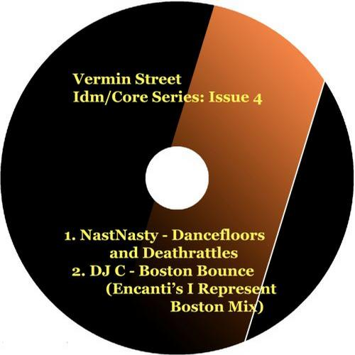 Album Art - Vermin Street IDM/Core Series: Issue 4