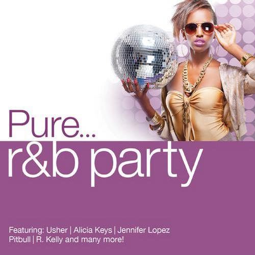 Album Art - Pure... R&B Party