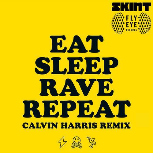 Album Art - Eat Sleep Rave Repeat - Calvin Harris Remix