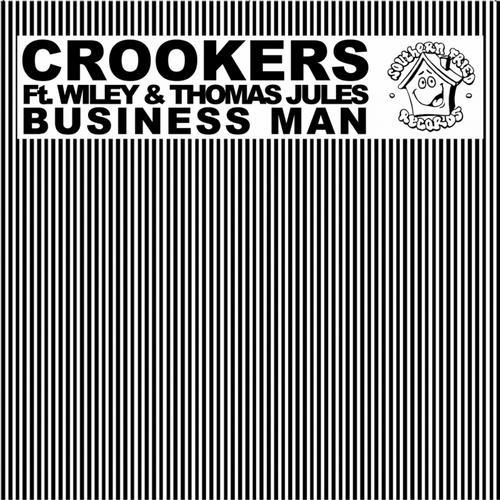 Album Art - Business Man (feat. Wiley, Thomas Jules)