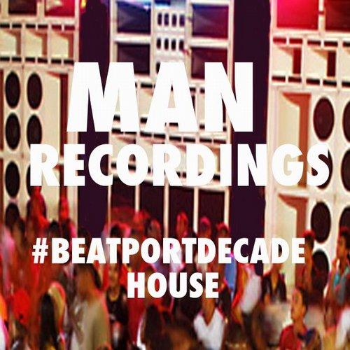 Album Art - Man Recordings #BeatportDecade House