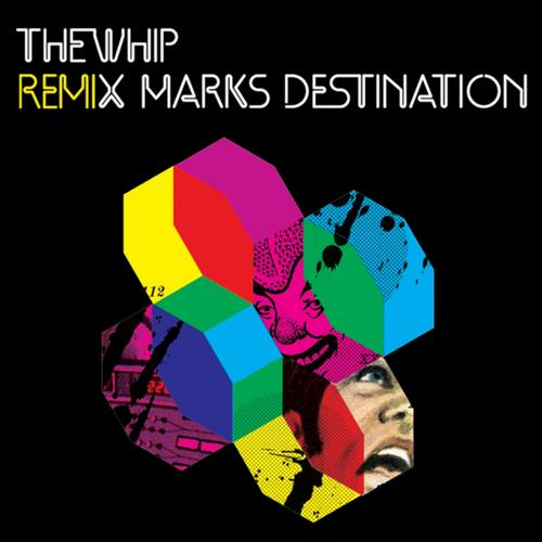 Album Art - Remix Marks Destination