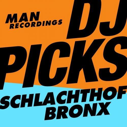 Album Art - Man Recordings DJ-Picks #1 - Schlachthofbronx