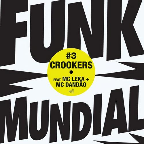 Album Art - Funk Mundial #3
