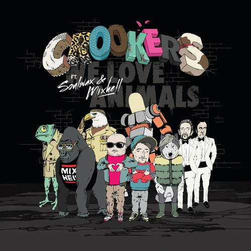 Album Art - We Love Animals (feat. Soulwax & Mixhell)