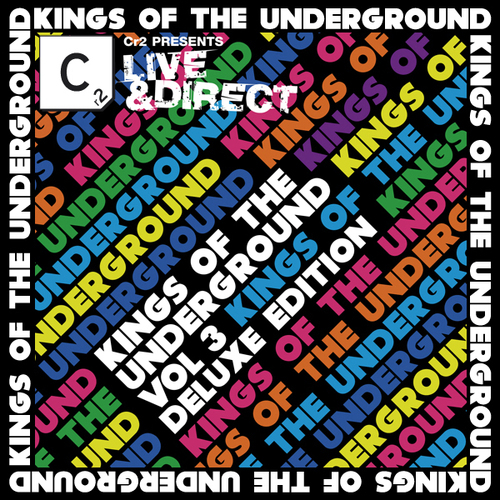 Kings Of The Underground Vol. 3 - Beatport Exclusive Version Album Art