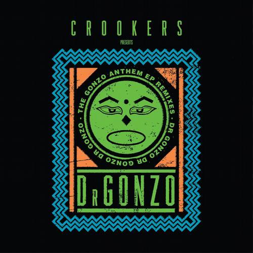Album Art - Dr Gonzo Anthem Remixes EP